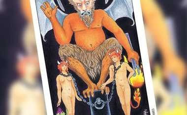 A Taste of Tarot: Capricorn & The Devil