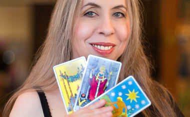 Theresa Reed, Tarot Author