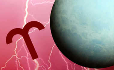 Uranus in Aries