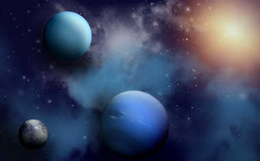 Astrology's Outer Planets