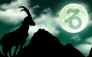 The Moon in Capricorn: Ambitious, Determined, Practical
