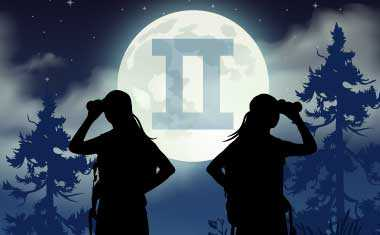 The Moon in Gemini: Curious, Talkative, Always Learning