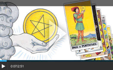 Learn the Suits: Pentacles