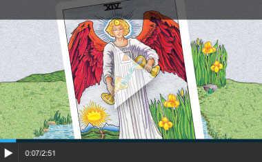 Sagittarius' Tarot Card