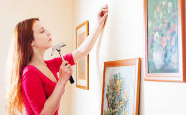 Winter Home Improvement Projects for People Who Aren't Martha Stewart