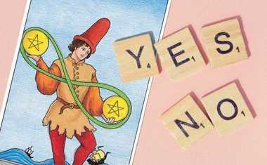 Get Instant Answers with a Yes or No Tarot Reading