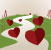 animated hearts in pathway