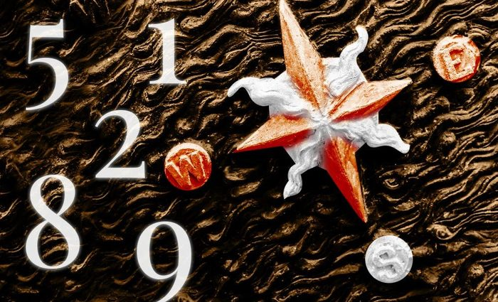 Western and Chinese Numerology