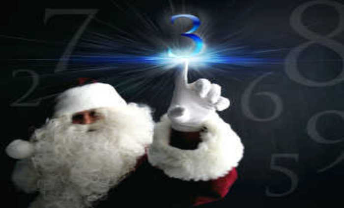 Santa Claus Numerology