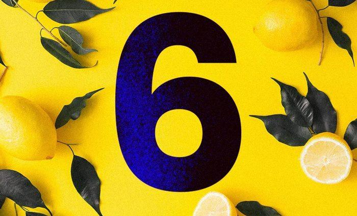 Sun Number 6