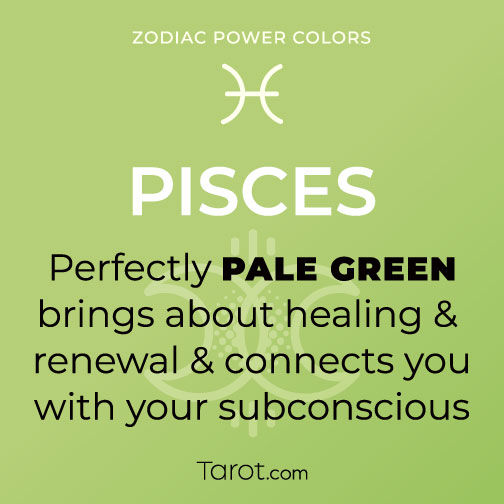 Pisces Light Green