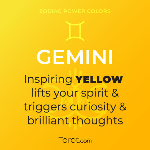 Gemini Yellow