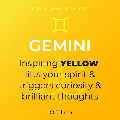 Gemini Yellow