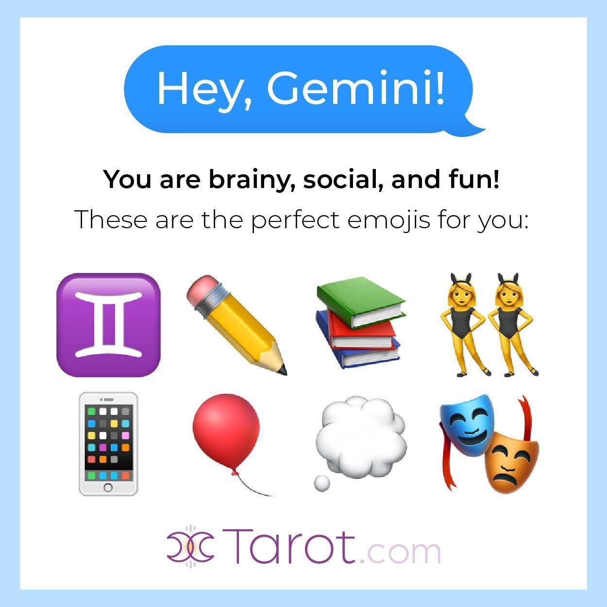 Gemini Emojis