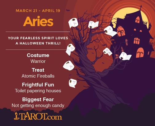 Aries Halloween