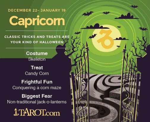 Capricorn Halloween