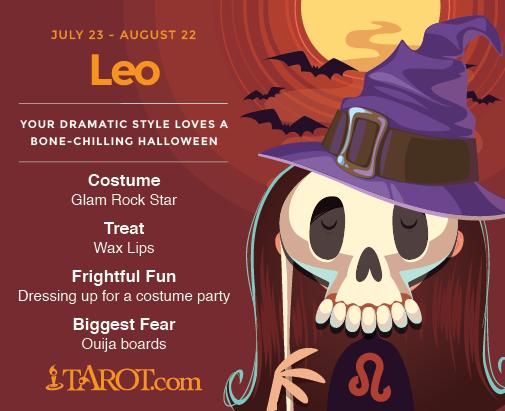 Leo Halloween
