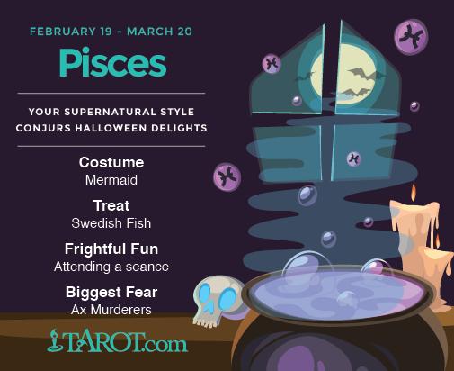 Pisces Halloween