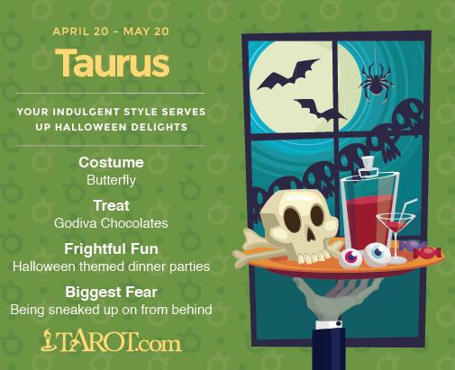 Taurus Halloween