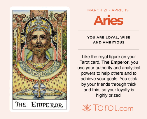 Aries and The Emperor