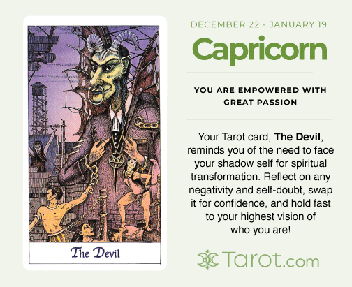 Capricorn and The Devil