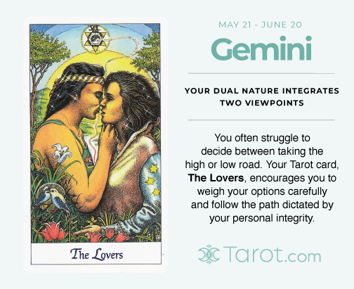 Gemini and The Lovers