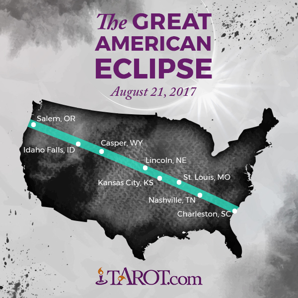 Great American Solar Eclipse Path of Totality