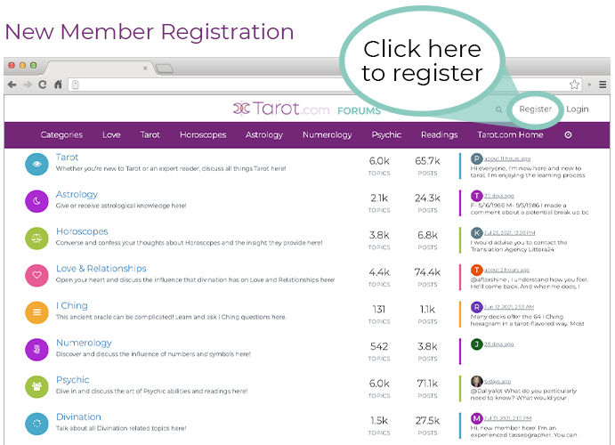 Register Desktop