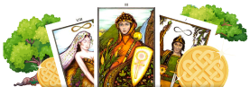 NEW Celtic Cross Tarot