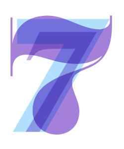 Numerology Numbers: Seven