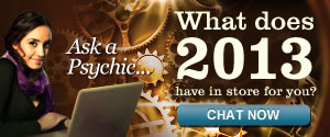 Ask a psychic...