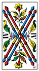 1jj-swiss - Four of Wands