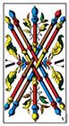 1jj-swiss - Five of Wands