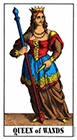 1jj-swiss - Queen of Wands