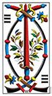 1jj-swiss - Three of Swords