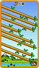 8-bit - Eight of Wands