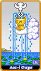 8-bit - Ace of Cups