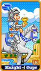 8-bit - Knight of Cups