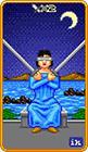 8-bit - Two of Swords