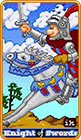 8-bit - Knight of Swords