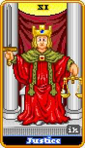 8-Bit Tarot