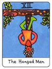 african - The Hanged Man
