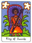african - King of Swords