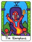 african - The Hierophant