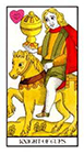 angel - Knight of Cups