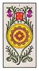 angel - Ace of Pentacles