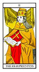 angel - The High Priestess