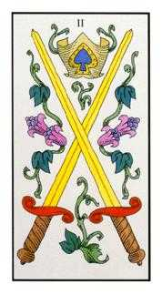 angel - Two of Swords