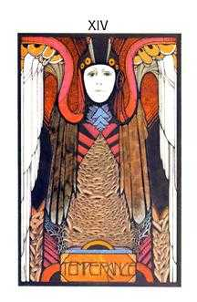 The Guide Tarot Card - Aquarian Tarot Deck