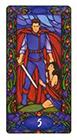 art-nv - Five of Swords